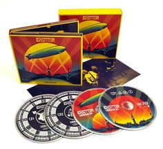 Led Zeppelin Celebration Day Deluxe Edition | Extrove - Cool Stuff, Gifts and Gadgets for Men