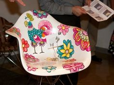 eames makeover for charity - Google Search