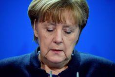 Lkw-Angriff in Berlin: Merkel: Tat durch Flüchtling wäre besonders widerwärtig - SPIEGEL ONLINE - Politik