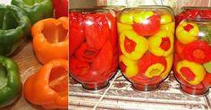 Jednoduchý a lacný spôsob, ako si zavariť papriky na zimu. Zvládne ho naozaj každý a chutia báječne - Báječná vareška