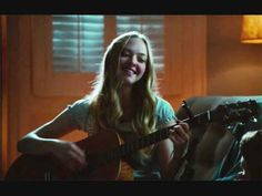 Amanda Seyfried - Little House )) I love this place But it's haunted without you My tired heart Is beating so slow