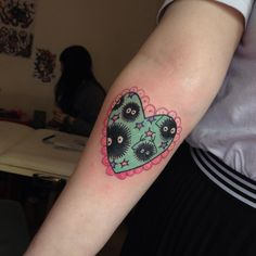 studio ghibli tattoos - Google Search