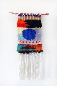 Woven Wall Hanging Tapestry