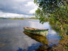 A quiet moment along the shore of Lough Corrib in Connemara, County Galway. Taken while on a road trip around western Ireland, this has proved to be a popular and restful image which sums up Irelan...