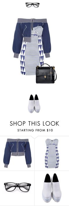 """L_L29"" by evava-c ❤ liked on Polyvore featuring Jean-Paul Gaultier and Coach"