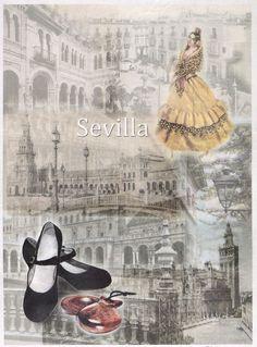 Rice Paper for Decoupage Decopatch Scrapbook Craft Sheet Sevilla Spain