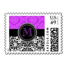 ==> reviews          Elegant Purple Black Damask Personalized Postage Stamps           Elegant Purple Black Damask Personalized Postage Stamps In our offer link above you will seeHow to          Elegant Purple Black Damask Personalized Postage Stamps today easy to Shops & Purchase Online - ...Cleck Hot Deals >>> http://www.zazzle.com/elegant_purple_black_damask_personalized_postage-172561423514972656?rf=238627982471231924&zbar=1&tc=terrest