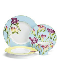 Tille 16-Piece Dishware Set