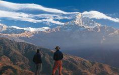Tocht naar Kathandu Valley Nepal