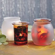 NEW exclusive! Outback Votive Holder