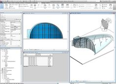 exported .sat file from Rhino inserted into a Revit Mass family template