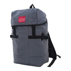 Manhattan Portage Greenbelt Hiking Backpack Grey - US One Size (US One Size  (Size None)) a49e8e8f0cbf4