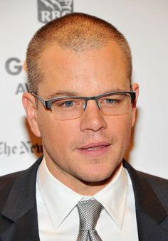 Matt Damon, has been seen all over town wearing his latest Bevel frame. Promoting his current movie, Promised Land, Matt was spotted at the Gotham Awards recently wearing 1 of 3 of his new Bevel frames. This model is called Chin Chin.