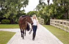 """Age: 24. Riding Since: 1990. Primary Horse: Atlanta 447, a Hanoverian. Stables: WGHR Farm, Bedminster, NJ. Parents: Her father, Robert Wood """"Woody"""" Johnson, is the billionaire owner of the New York Jets and scion of the Johnson & Johnson pharmaceuticals company.   - TownandCountryMag.com"""
