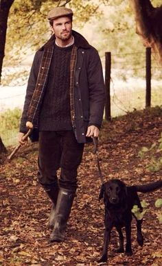 Rugged fall fashion