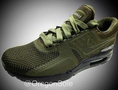 super popular af740 0ed09 Nike Air Max Zero Olive 2017 Release Date. 2017 will debut several brand new  Nike Air Max Zero colorways that includes this Olive colorway with a release