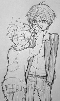 -(Nagisa) Soy Nagisa Shiota- -(Karma) y yo Karma Akabane- -(Nagisa)… - zuveqo Karma Kun, Nagisa And Karma, Anime Drawings Sketches, Anime Sketch, Koro Sensei, Classroom Pictures, Nagisa Shiota, Anime Ships, Fujoshi