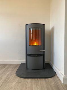 #woodburningstove #ecodesign #interiordesignideas #woodburner #logburner Modern Stoves, Log Burner, Wood Burning, Home Appliances, Design, House Appliances, Wood Burning Heaters, Wood Furnace
