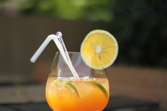 A bright drink !!