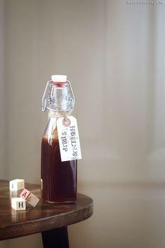 Hazelnut Syrup   +++keksunterwegs.de+++