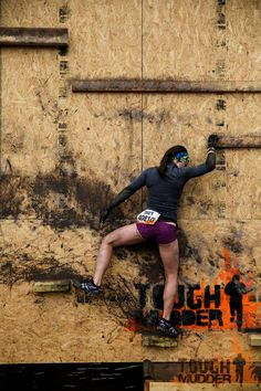 Tough Mudder- I want to be her in September!!