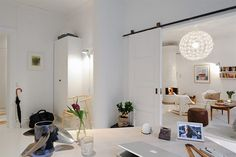 Exceptionally Beautiful Turn of the Century Apartment in Sweden