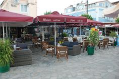 Plori Bar in Ort Ireon Samos, Cafe Bar, Summer 2015, Greece, Outdoor Decor, Home Decor, Homemade Home Decor, Decoration Home, Grease
