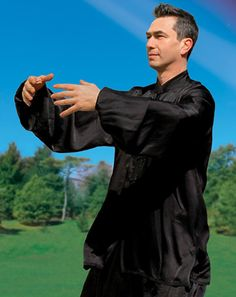 Tai Chi for Relaxation: Dealing with Stress
