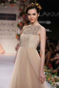 Shyamal & Bhumika (Lakme Fashion Week, Resort 2014).