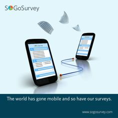 SoGoSurvey supports all mobile devices.