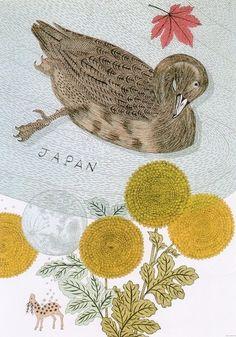 Japan by Kazumasa Nagai