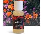 BALANCE - Essential Oil & Essence Blend developed by Mary Ann Simonds to help settle and balance our horses.