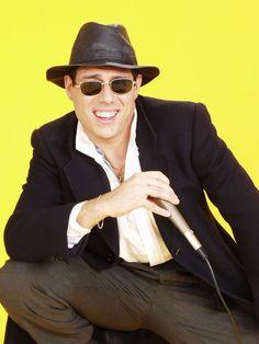 Sosia Adriano Celentano - Eventi7 communication George Clooney, Panama Hat, Georgia, Suit Jacket, Suits, Jackets, Fashion, Down Jackets, Moda