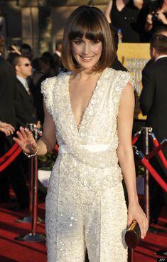 Rose Byrne SAG Awards 2012 Jumpsuit: Do Or Don't? (PHOTOS, POLL)