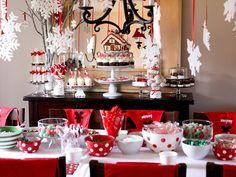 Sugestões de como decorar a mesa de Natal - Dicas - Casa GNT