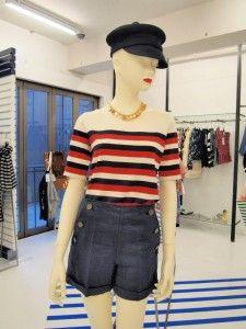 2014年春夏ファッショントレンドキーワード(3)~春のボーダーどうなる?