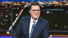 """Stephen Colbert Goes Live After Inauguration: """"Today We Were Reality-Boarded, and I Am Here For It"""" Crochet Toddler, Cute Crochet, Easy Crochet, Baby Flip Flops, Flip Flop Sandals, Watermelon Designs, Chubby Babies, Crochet Baby Sandals, Marlon Teixeira"""
