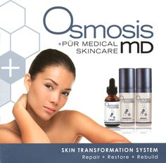 With the true ability to transform skin, Osmosis MD is thee leading skin care range. Available through doctors rooms. Osmosis Skincare, Doctors, Medical, Rooms, Range, Skin Care, Bedrooms, Cookers, Medicine