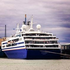 The #mvexplorer is in #port in #Southampton #England for two more hours! #embarkation #sailaway #sassu14