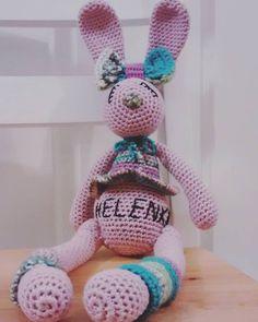 Crochet Rabbit HELENKA
