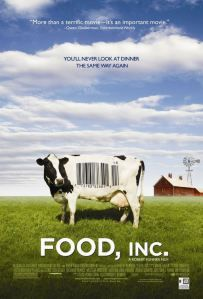 Some highlights from the Food, Inc. Documentary - 100 Days of Real Food