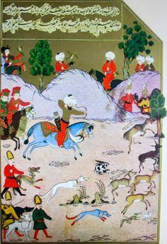 OĞUZ TOPOĞLU : ikinci bayezid filibe avı, hünername nakkaş osman ...