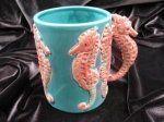 Vintage Seahorse Mug. FTW!