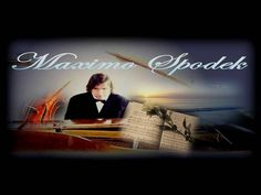 MAXIMO SPODEK, CONCERTO POUR UNE JEUNE FILLE NOMMEE JE T'AIME Samba, Piano, Jazz, Paul Weston, Christopher Cross, New Age Music, Nature Gif, Romance, Music Therapy