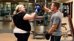 Chris Powell on Extreme Makeover: Weight Loss Edition