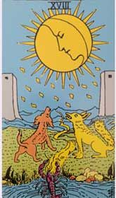 Tarot Card Meaning: The Moon