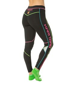 Treningsklær av jenter for jenter Active Outfit, Yoga Fitness, Health Fitness, Sport Inspiration, Athletic Outfits, Wetsuit, Skiing, Sportswear, Tights