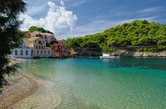Assos #travel #kefalonia #greece