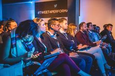 Twitter presentation Downstairs - if your event requires it, transform the space into theatre-style seating. Kitted out with its own professional kitchen, flexible lighting rig, high-spec AV equipment, pop-up bar and WCs