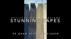 Stunning Tapes! Verkrijgbaar in meer dan 15 kleuren.